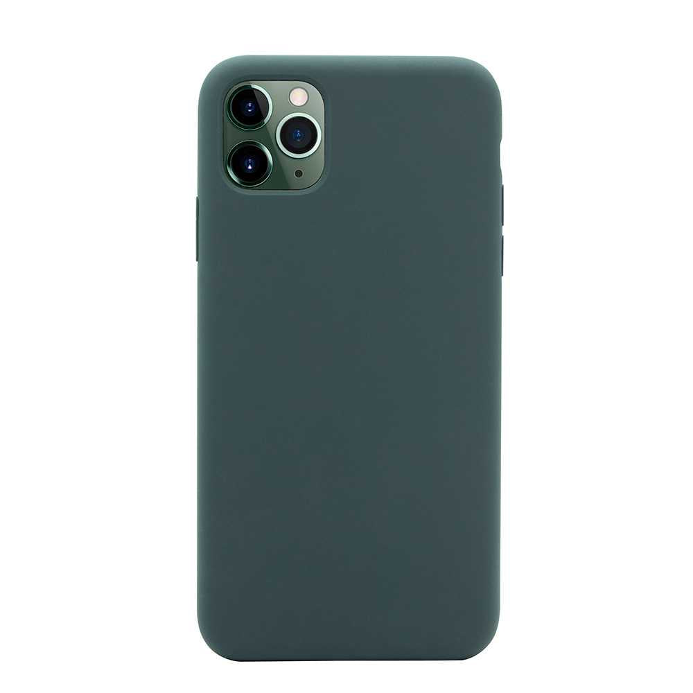 iGuard by Porodo Silicone Back Case for iPhone