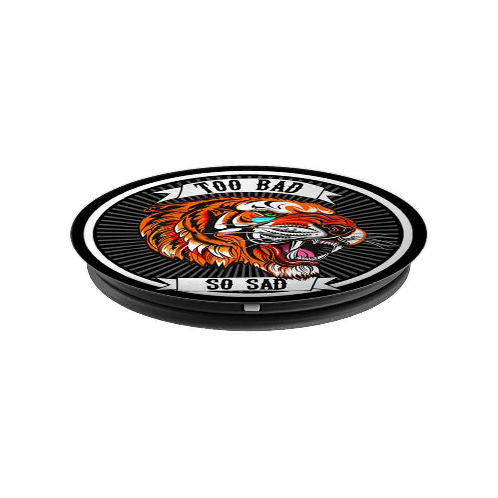 PopSockets Stand and Grip - Crying Tiger