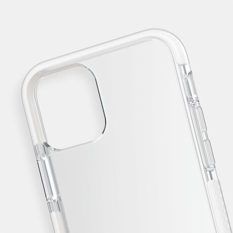 BodyGuardz Ace Pro (Clear/White) - 2020 for iPhone Secure