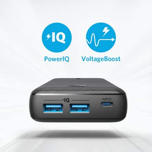 Anker PowerCore Select 20000 -  Black