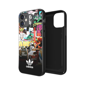 ADIDAS - ORIGINAL - SNAP CASE - GRAPHIC AOP - FW20 - IPHONE 12 MINI - COLOURFUL