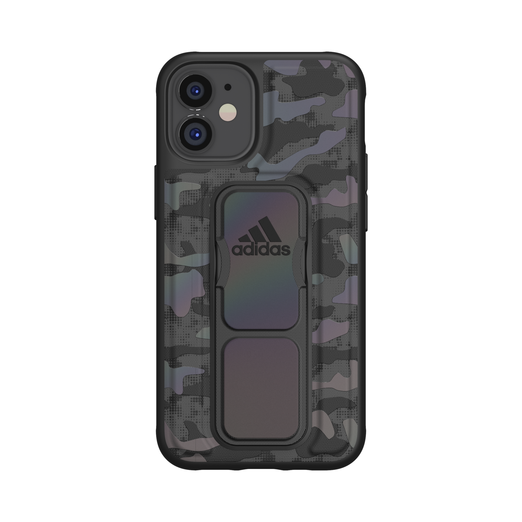 ADIDAS iPhone ( 2020 )  - SPORT GRIP CASE CAMO - Black