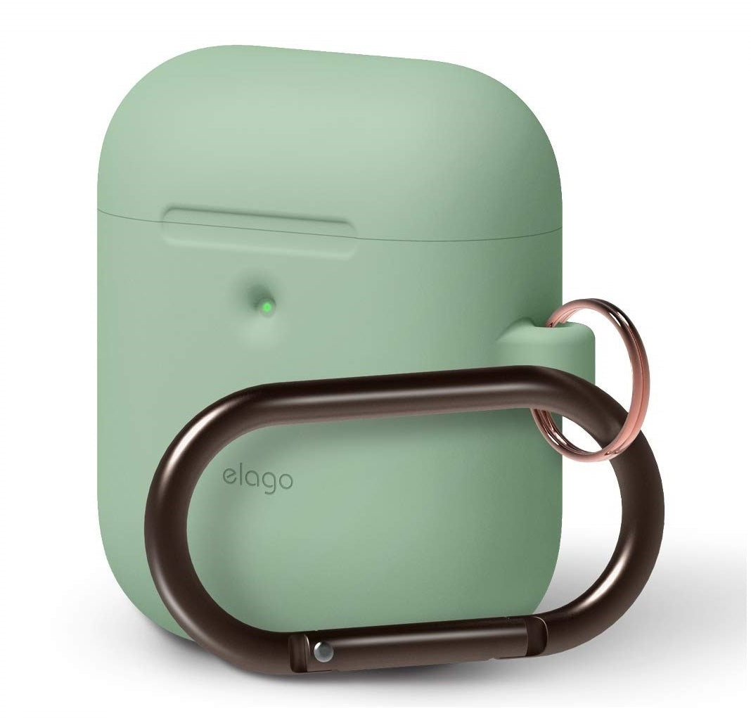 Elago 2nd Generation Airpods Hang Case - Pastel Green
