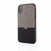 EVUTEC NORTHILL - Canvas Black for iPX/XR/XS MAX