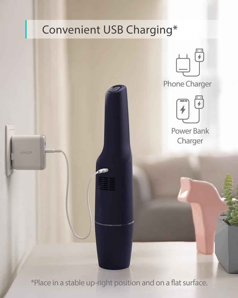 Anker - Eufy Home Vac H11 Pure Blue