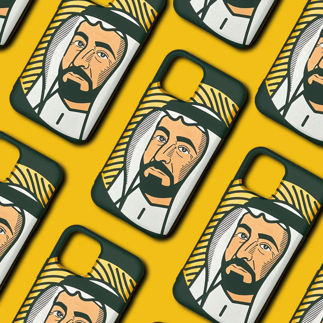 Sultan Alqloob Case For IPhone ( 2019) Exclusive at Alabqary