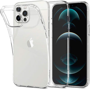 Spigen iPhone ( 2020 ) Crystal Flex Crystal Clear
