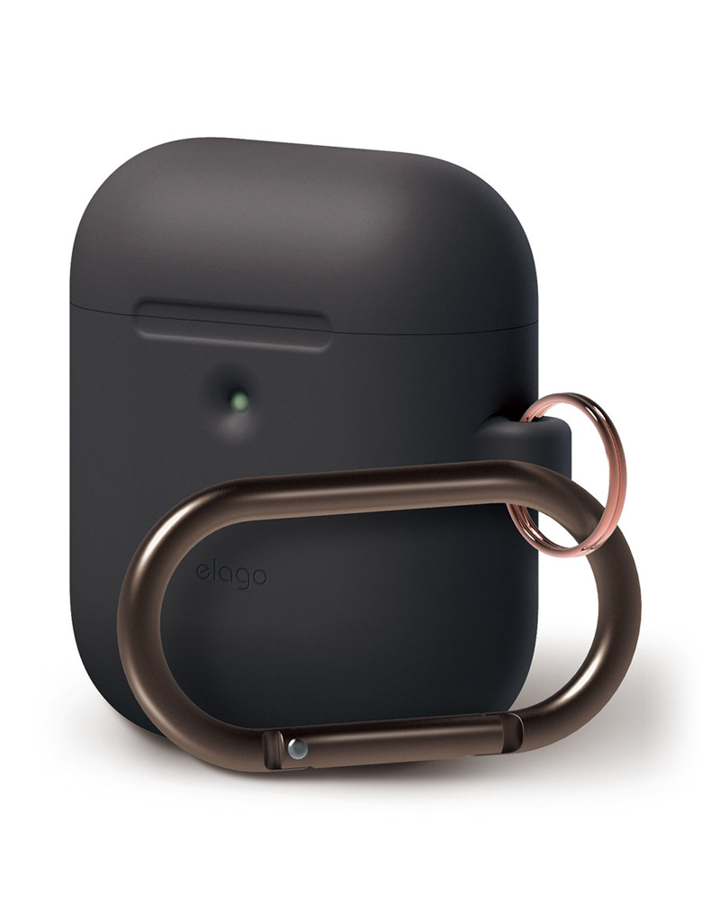 Elago 2nd Generation Airpods Hang Case - Black