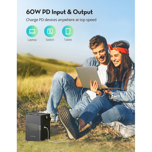 RAVPower PD Pioneer 4-Port Power House 70200mAh 250W