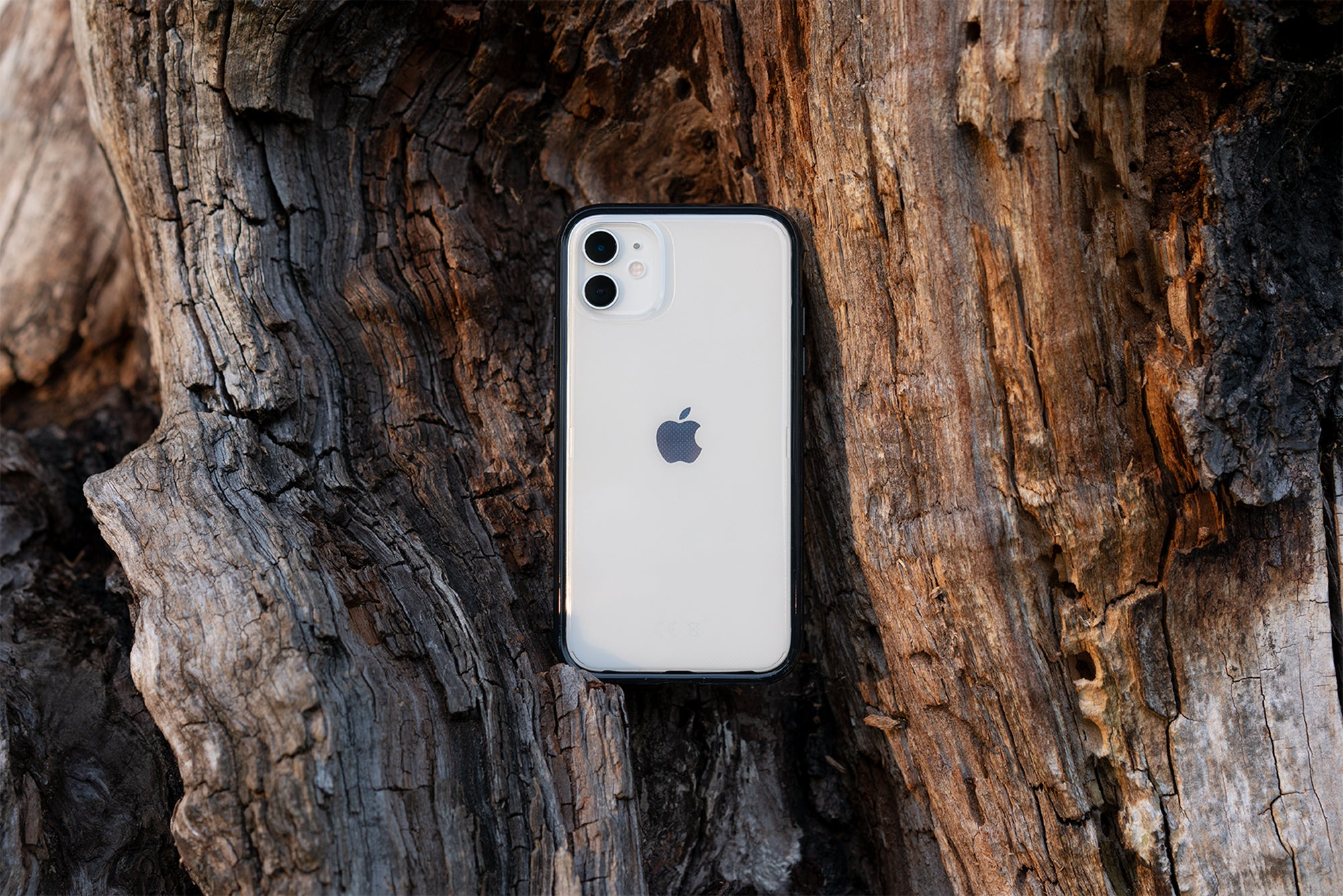 MOUS CLARITY CASE FOR IPHONE 11 6.1'' CLEAR