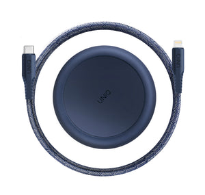 Uniq Halo USB C to Lightning cable 1.2m
