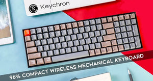 Keychron K4 Wireless Mechanical Keyboard