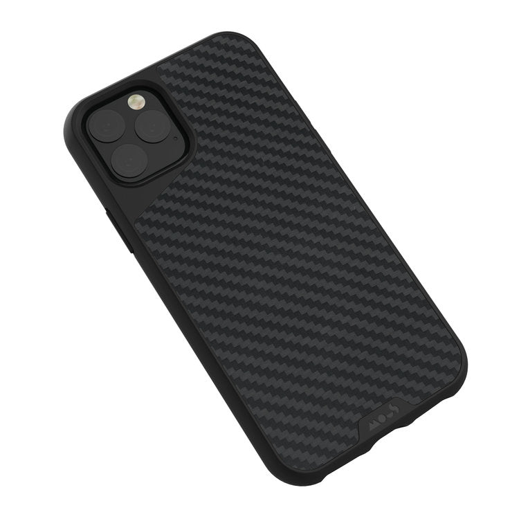 Mous Aramax Series Case for iPhone (2019) - CARBON