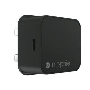 Mophie Wall Adapter USB-C 18W Black - UK