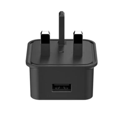 Mophie Wall Adapter USB-A 18W Black - UK