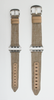 EVUTEC NORTHILL - Tweed Tan Watch Band - 38MM, 44MM