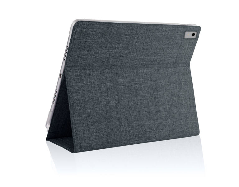 STM - ATLAS CASE FOR IPAD (CHARCOAL)