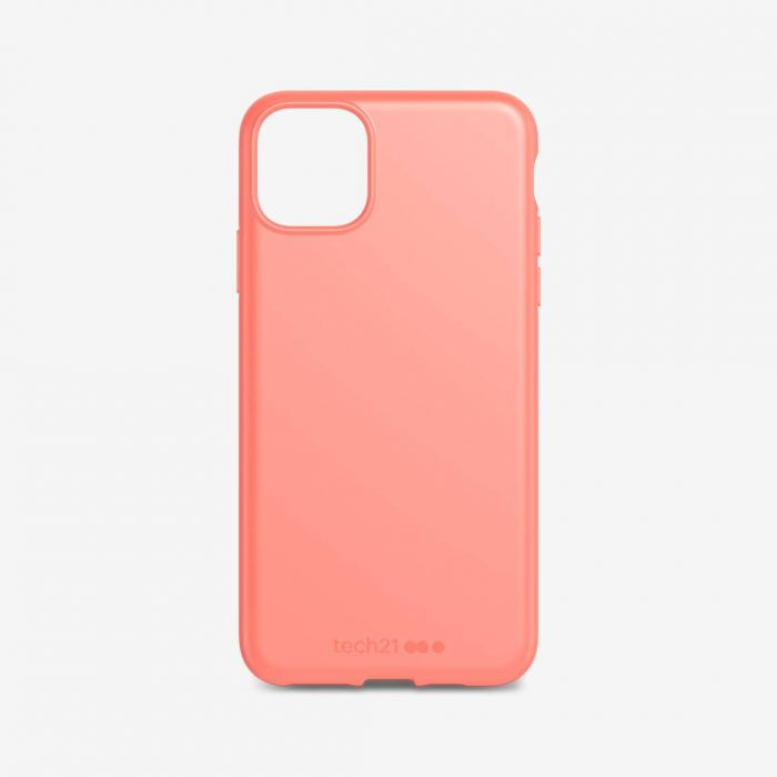 Tech21 Studio Colour for iPHONE (2019) - Coral