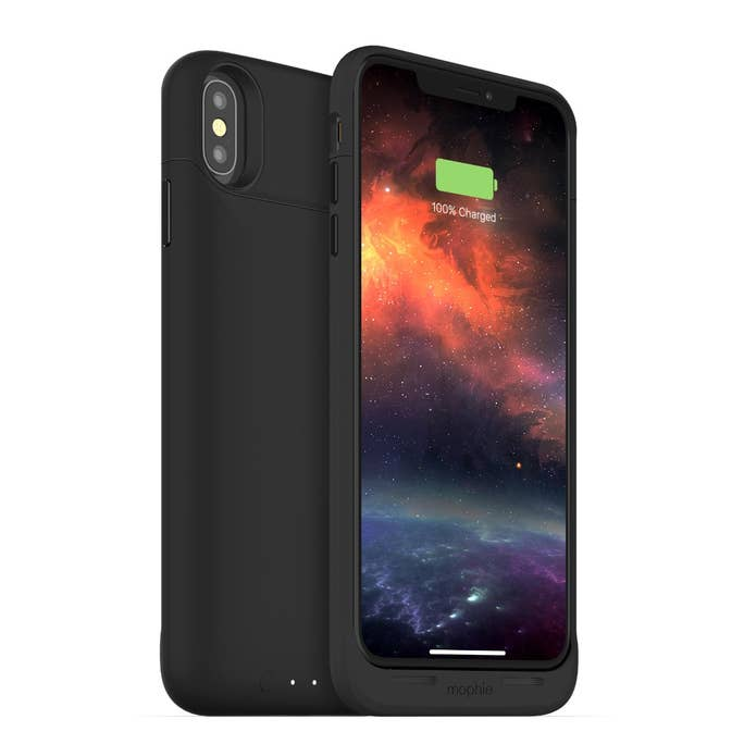 Mophie Juice Pack Access Apple iphone Xs Max - BLACK