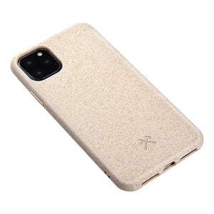 WOODCESSORIES Bio Case for iPhone ( 2019 ) - White