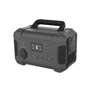 POWEROLOGY Portable Power Generator 62500MaH 200W QC3.0 PD 30W - BLACK