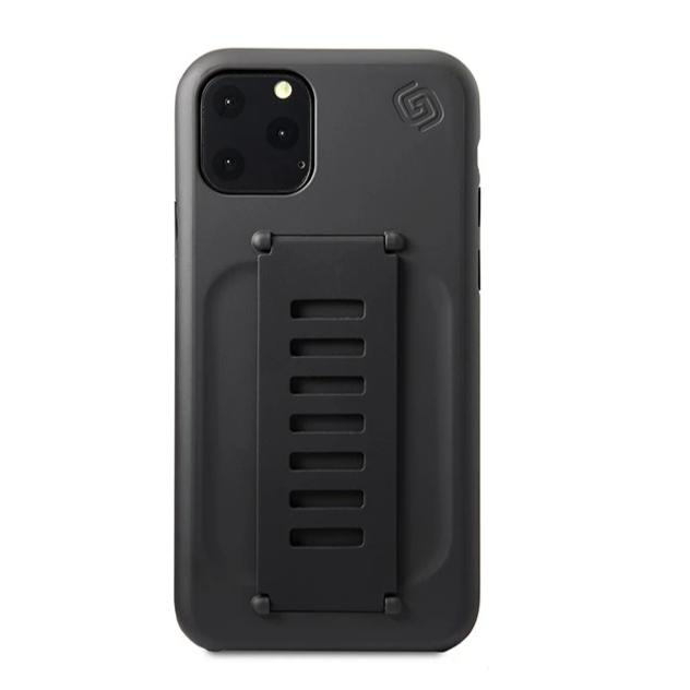 Grip2u SLIM Case for iPhone 2019 (Charcoal)