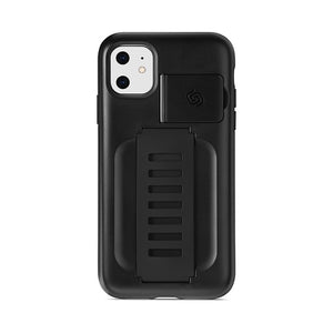 Grip2u BOOST with Kickstand iPhone 2019 (Charcoal)