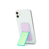 Handl Glow in the Dark Phone Grip - Green/Lavender