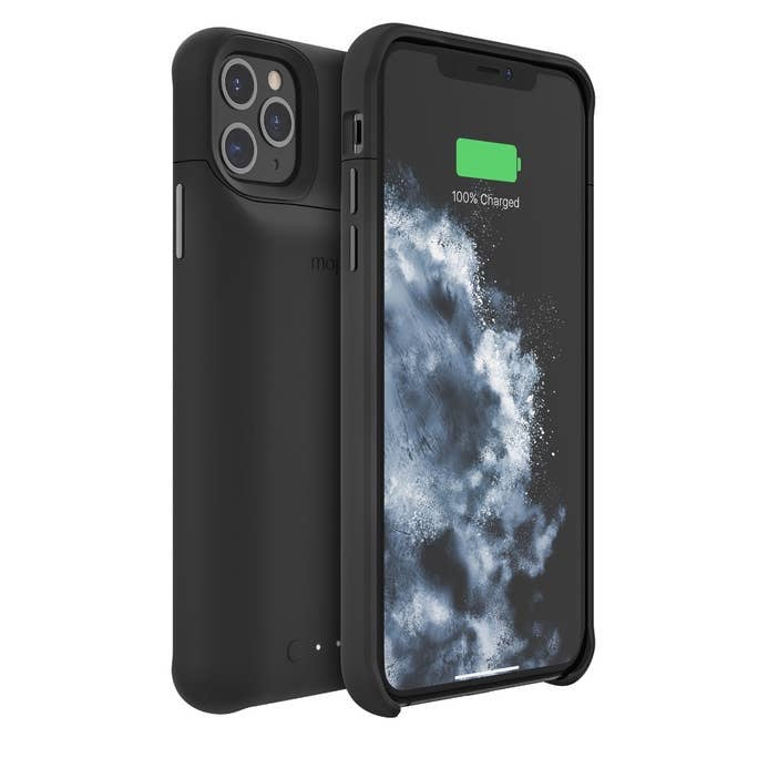 Mophie Juice Pack Access Apple iphone (2019)- BLACK