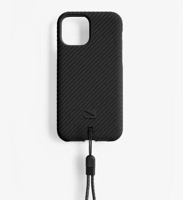 Lander Vise - 2020 for iPhone (Lanyard/Black)