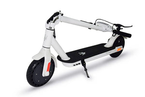 "Maserati - E-Scooter - 8.5"" - White (LG 36V7.8AH - Battery) - White"