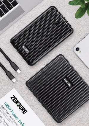 Zendure Bundle SuperTank 27000MaH/SuperPort 4 100W Flagship