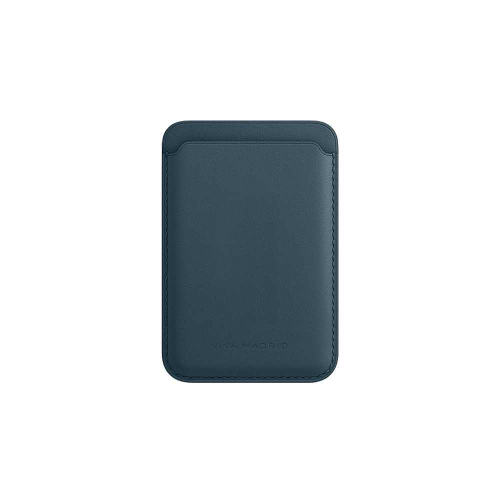 Viva Madrid Varo Wallet with MagSafe - Blue