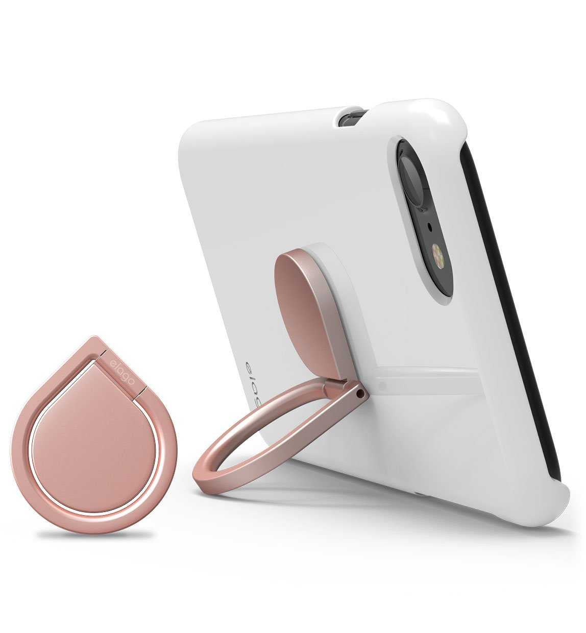 Elago Ring Holder Stand - Rose Gold