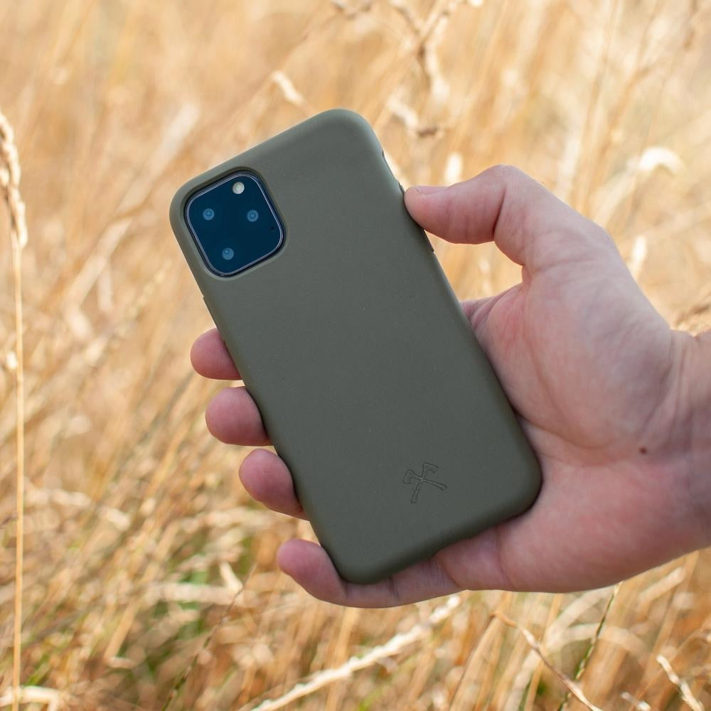 WOODCESSORIES Bio Case for iPhone  - Green