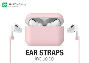 AT Ultra Skinny Premium Case for AirPods Pro (Pink)