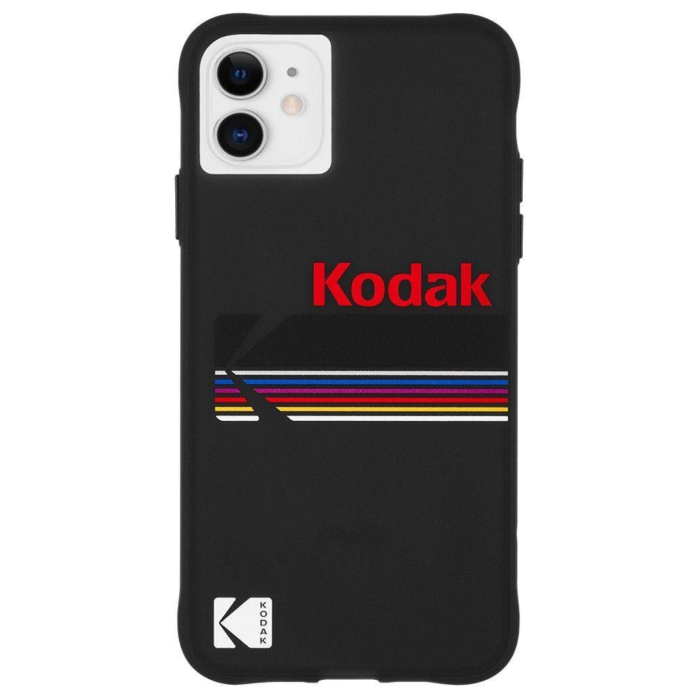 CASE-MATE Kodak Case for iPhone ( 2019 ) - Matte Black