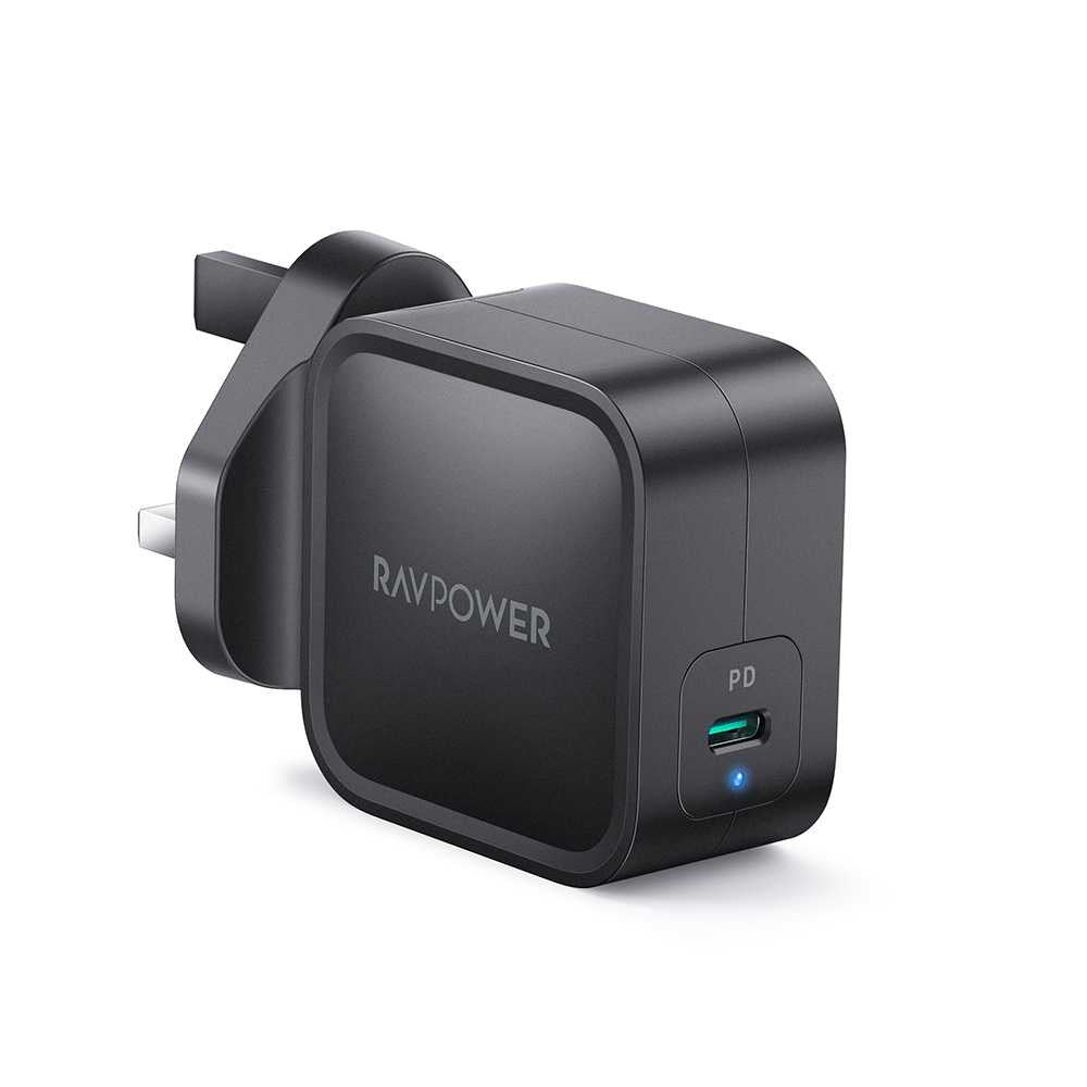 RAVPower PD Pioneer GaN Wall Charger 61W UK