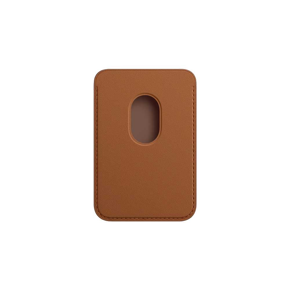 Viva Madrid Varo Wallet with Magsafe - Brown