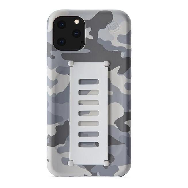 Grip2u SLIM Case for iPhone (2019) (Urban Camo)