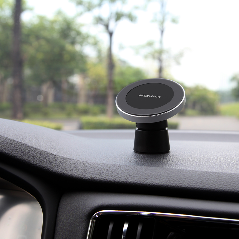 Momax Q.Mount Magnetic Fast Wireless Charging Car Mount (CM10)