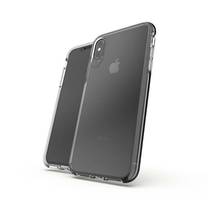 GEAR4 D3O Crystal Palace iPhone  Xs Max (Clear)
