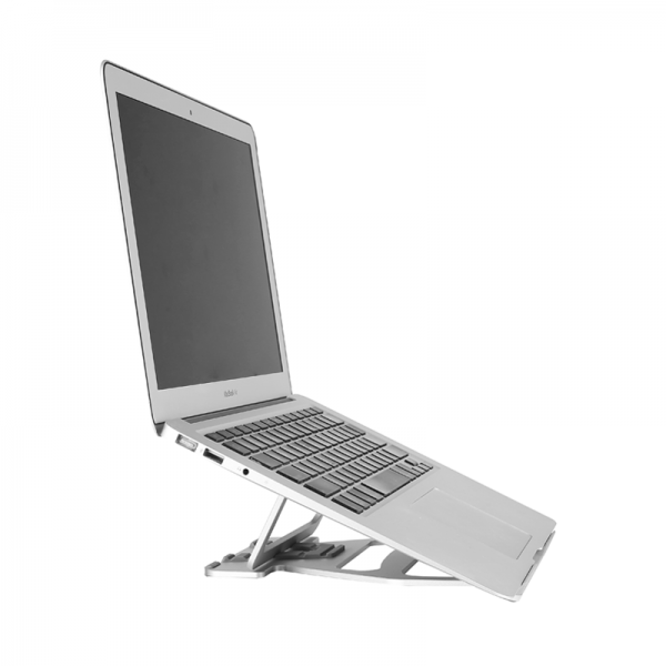 "WIWU Lohas S100 Laptop Stand for 11.6"" to 15.4"" Macbooks/Laptop - Silver"