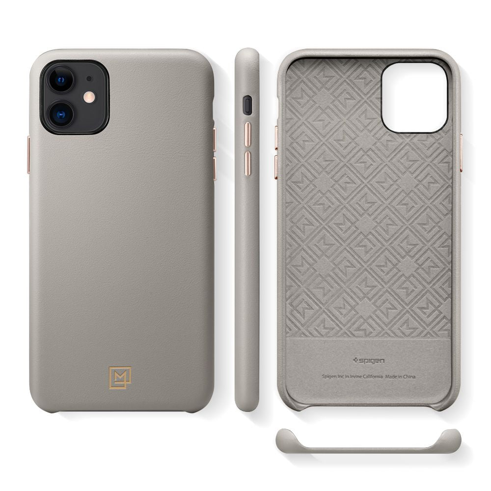 Spigen La Manon Calin Oatmeal Beige Case for IPhone 2019