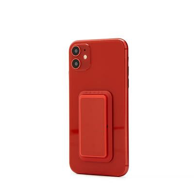 Handl Solid Phone Grip - Red