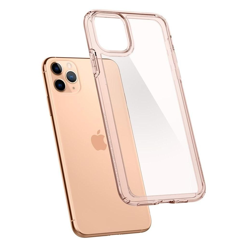 Spigen (Crystal Flex Rose Crystal) - 2020 for iPhone12 ProMax / iPhone 6.1