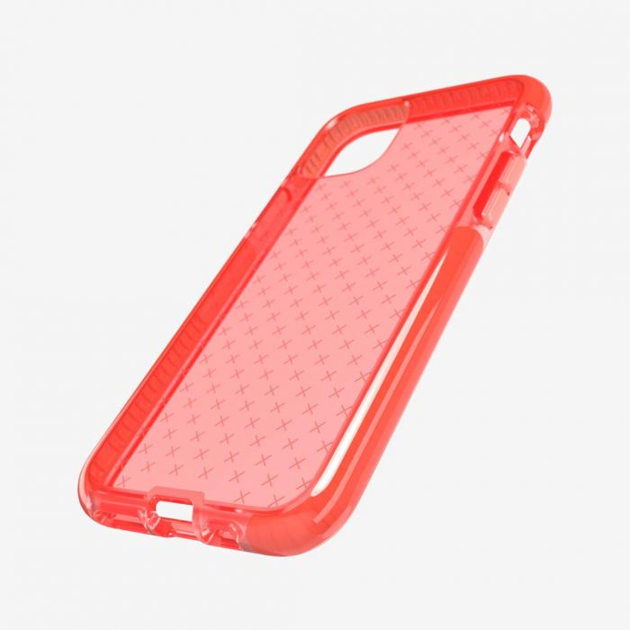 Tech21 Evo Check for IPHONE 2019 - Coral