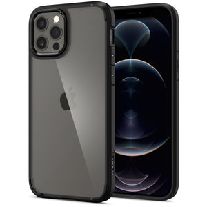 Spigen iPhone ( 2020 ) Crystal Hybrid Matte Black
