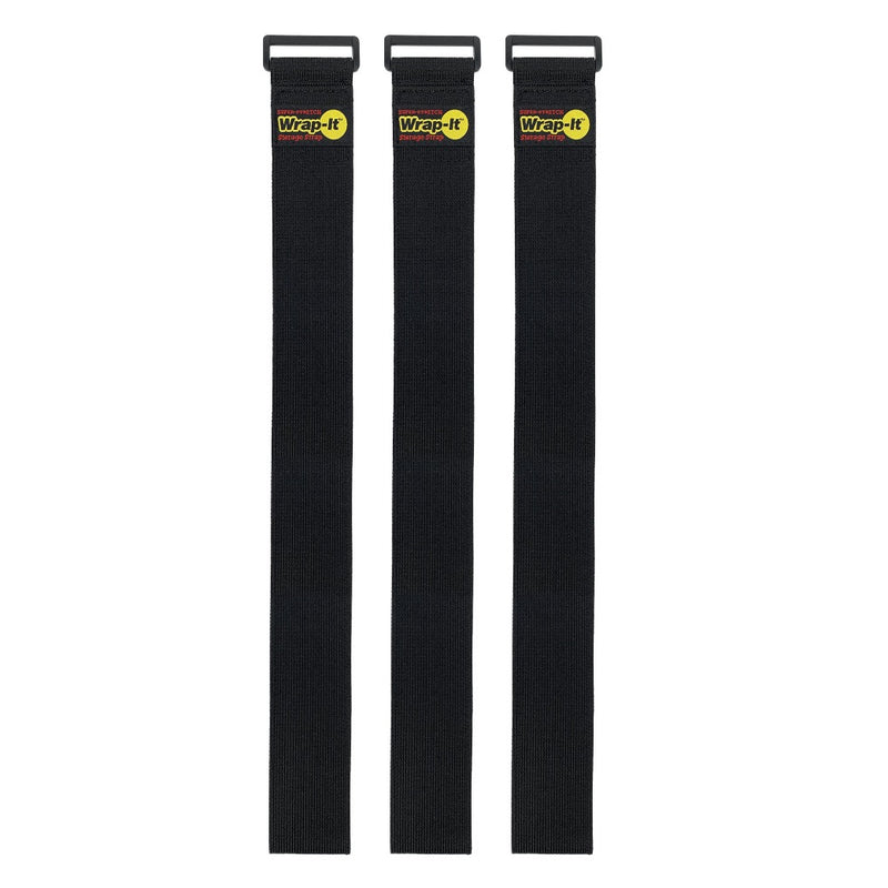 40 in. Super-Stretch Storage Strap (3 Pack)