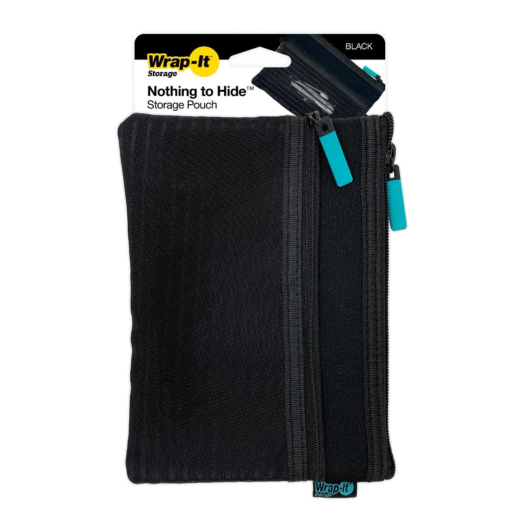 Nothing to Hide Mesh Pouch - Wrap-It Storage